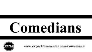 Comedians EXZM 10 11 2019