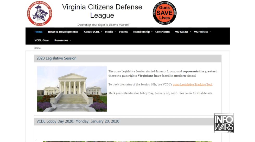 Virginia Citizens Defense League 1 16 2020
