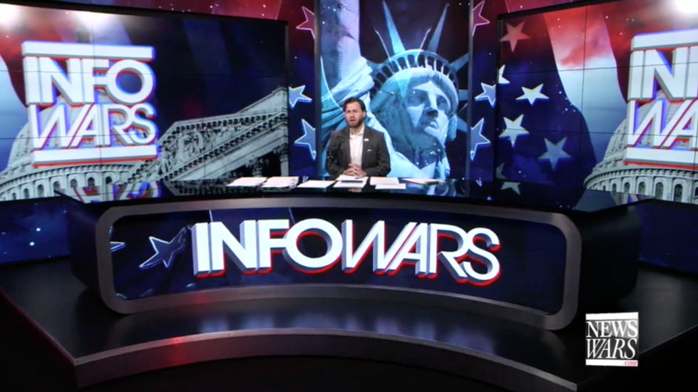 Owen Shroyer Infowars Studio EXZM Zack Mount November 27th 2020