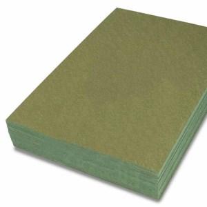 Softboard L ondervloer