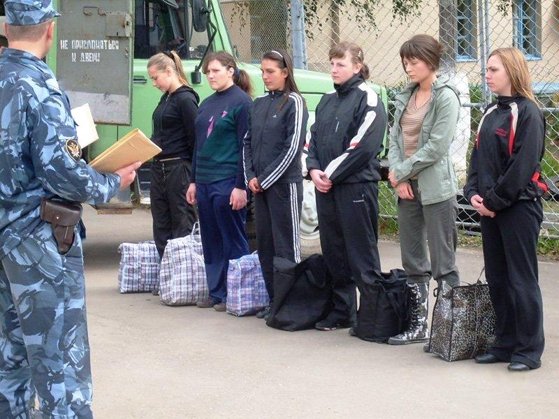 Фото женской тюрьмы