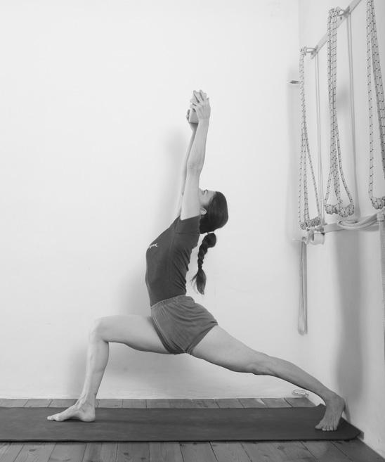 Standing Poses - Utthistha Sthiti