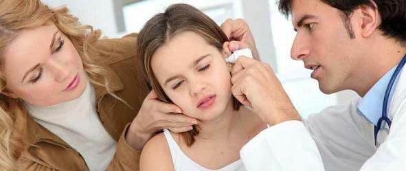 kulak ağrısı neden olur