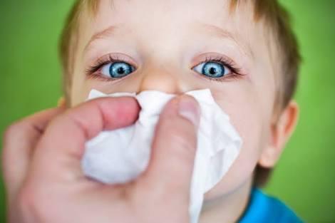 çocuklarda alerji neden olur