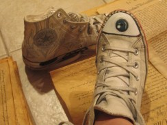 Wearing Them!