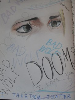 Rose Tyler, the Bad Wolf