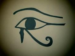 Day 141 11/29/13 Egyptian Eye