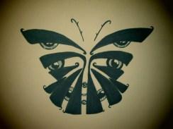 Day 213 2/9/14 Butterfly Eye
