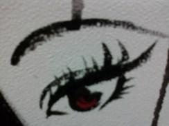 Day 301 5/8/14 Red Eye 3