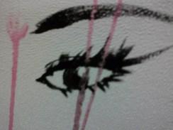 Day 302 5/9/14 Red Eye 4