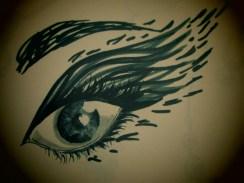 Day 304 5/11/14 The Eye Takes Flight