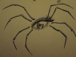 Day 325 6/1/14 Spider Legs