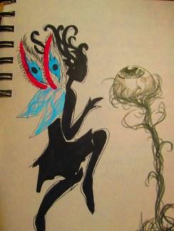 Day 352 6/28/14 Eye Fairy 2