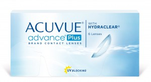 Johnson & Johnson Acuvue Advance Plus contactlenzen