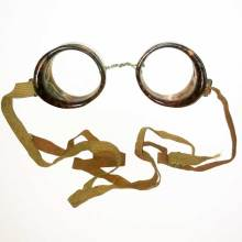 Safety goggles AO Duralite around 1945