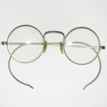 Steel spectacles from 1900