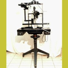Zeiss slit lamp biomicroscope Littman 1950