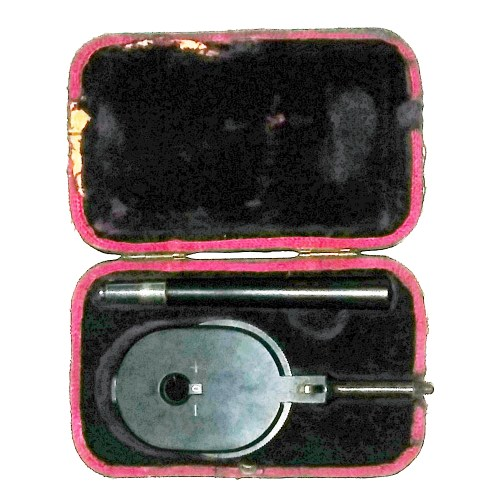 Coxeter ophthalmoscope 1886