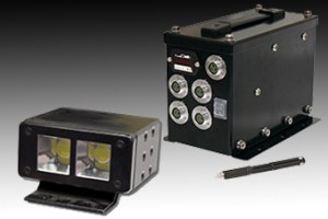 Onboard or Confined Space LED lighting system, designed specifically for in-vehicle and sled applications