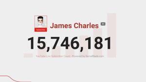 James Charles en 2019 se vio envuelto en una guerra de influencers, perdiendo en pocas horas a más de 1.000.000 de sus fans. ¿Era esta su catástrofe? ¡No! Y siguió contando durante semanas. ¿Era esta su catástrofe? ¡No! Tiene en 2012 más de 25.000.000 de diversiones en su canal de Youtube. Simplemente escapó sin una herida.