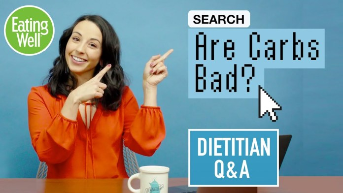 Dietitian Answers Top Questions about Carbs | Are Carbs Bad? | Dietitian Q&A