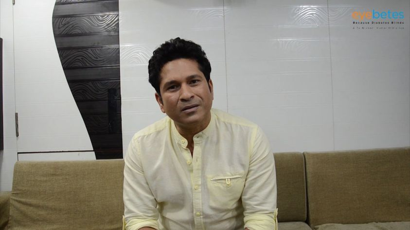 sachin voices support