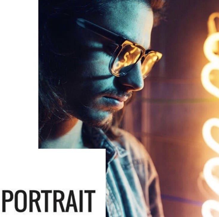 Portrait Eyewear-Eye Brander