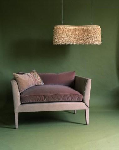 Giant club chair by Ochre (ochre.net)