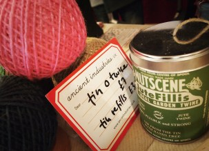 Twine from Ancient Industries