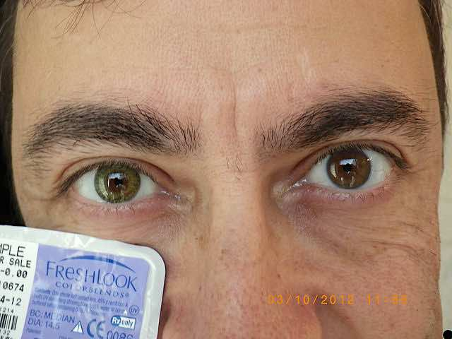 Remember This Before You Buy Decorative Or Colored Contact Lenses