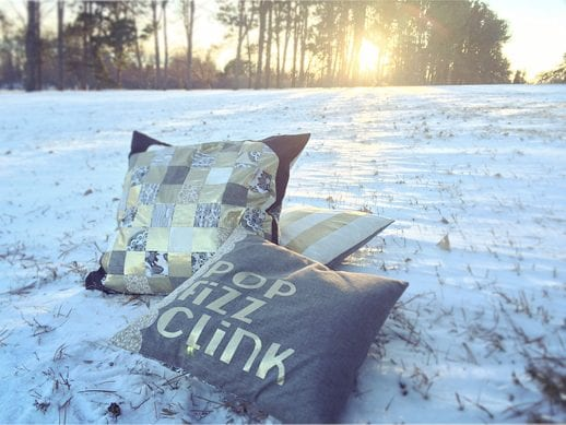 Pop Clink Fizz Pillows