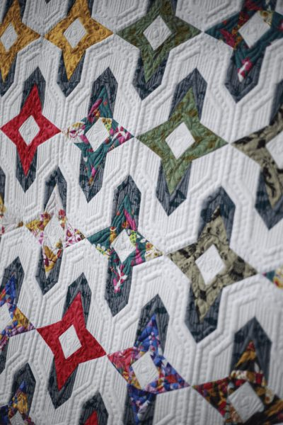 Kismet Quilt Along: Getting Started