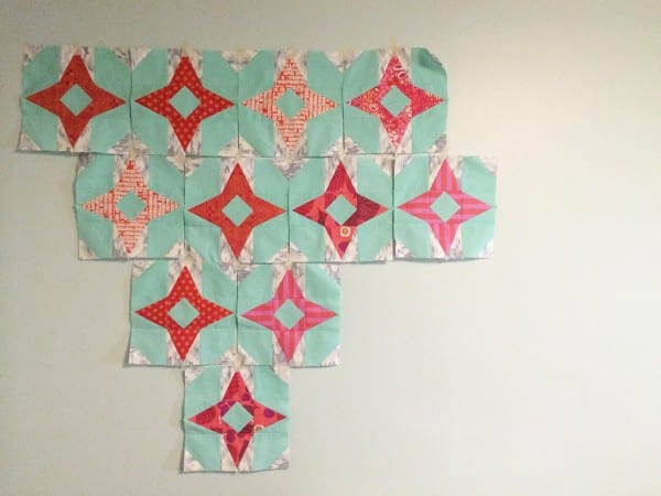 Kismet Quilt Along: Pointy Units