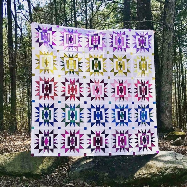 How to Make A Quilt Pattern Your Own with Charles Cameron: Part 2