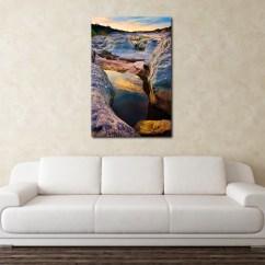 Wall Sofa Slipcover Solsta Bed Create A Virtual Hanging Display Chuck Underwood 39s