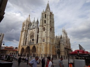 León's impressive Cathedral