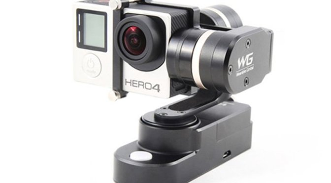 Feiyu Tech 3-Axis Wearable Gimble for GoPRO