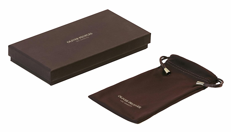 Clip-packaging etui oliver peoples