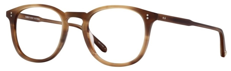 Garrett Leight Kinney_47_Matte_True_Demi side