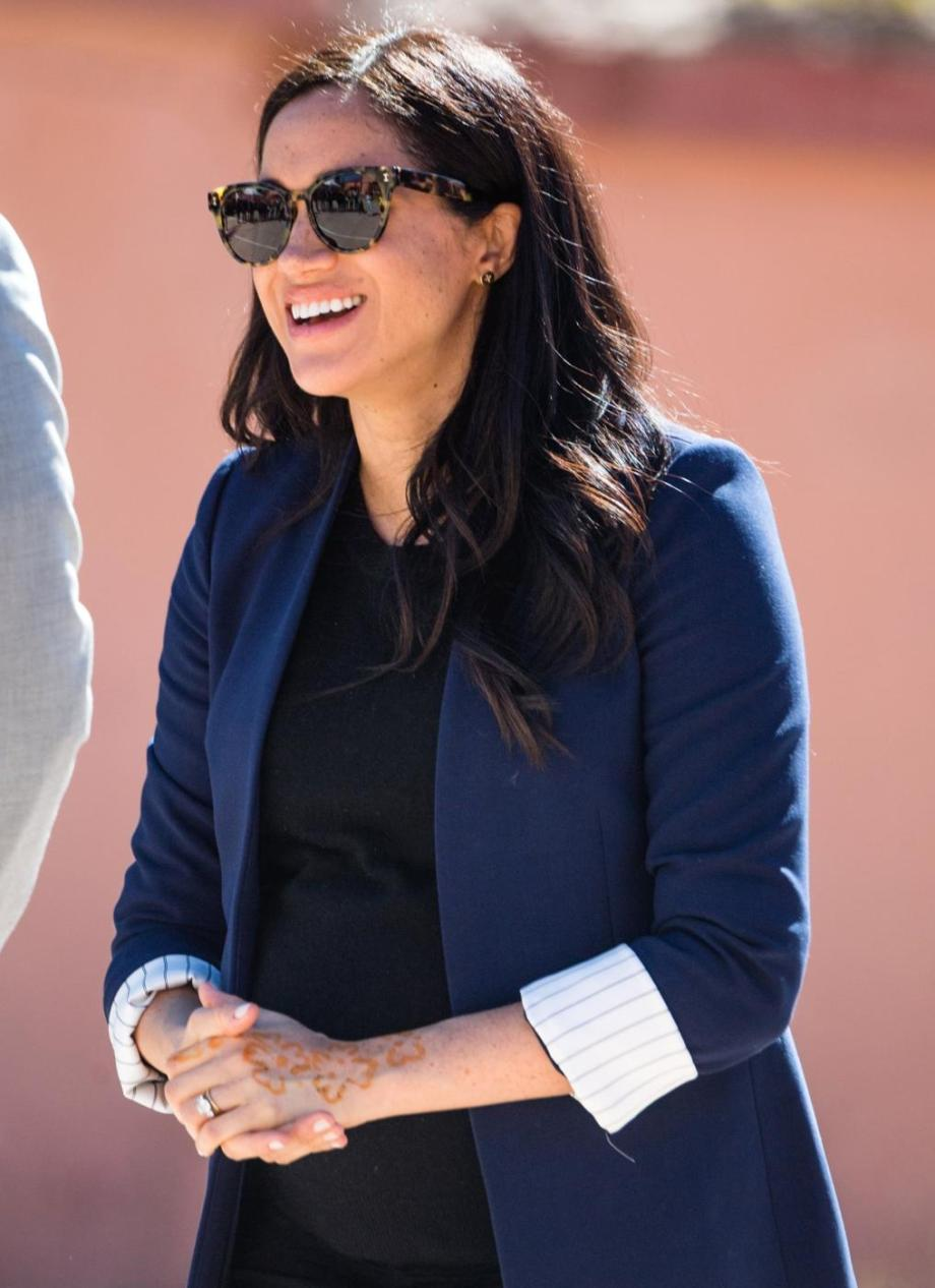 Illesteva York Meghan Markle photo