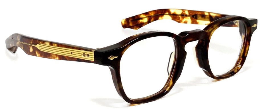 Jacques Marie Mage Zephirin Optical Havana 3 side
