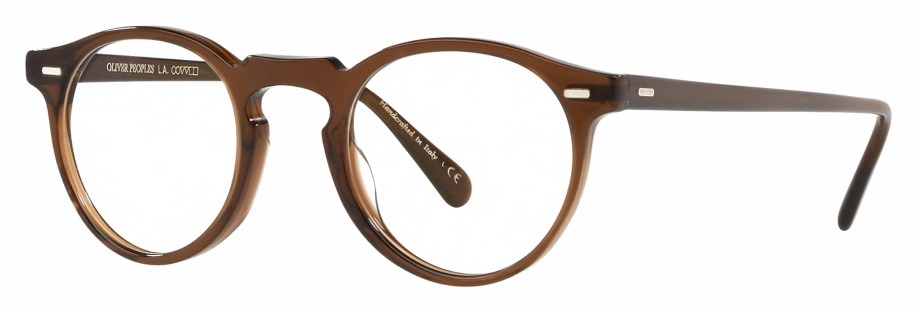 Oliver Peoples Gregory Peck Expresso 3_4 side