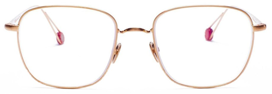 Optical Ahlem PLACE BLANCHE – Rose Gold
