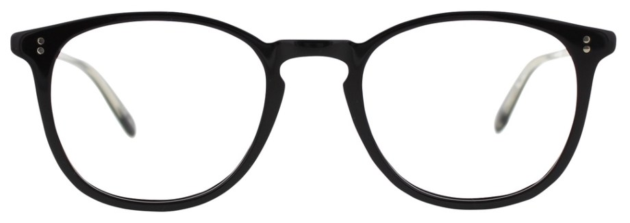 Optical Garrett Leight KINNEY Matte Black Kinney_47_Matte_Black_1007-47-MBK_front_1296x