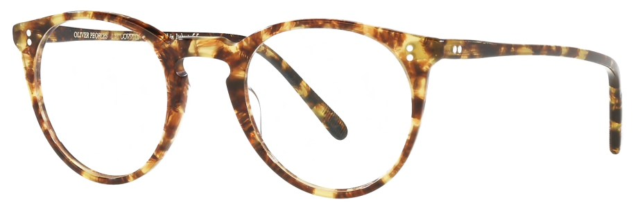 Optical Oliver Peoples O MALLEY – 382 écaille 3_4 side