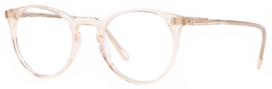 Optical Oliver Peoples O MALLEY – Light Silk 3_4 side