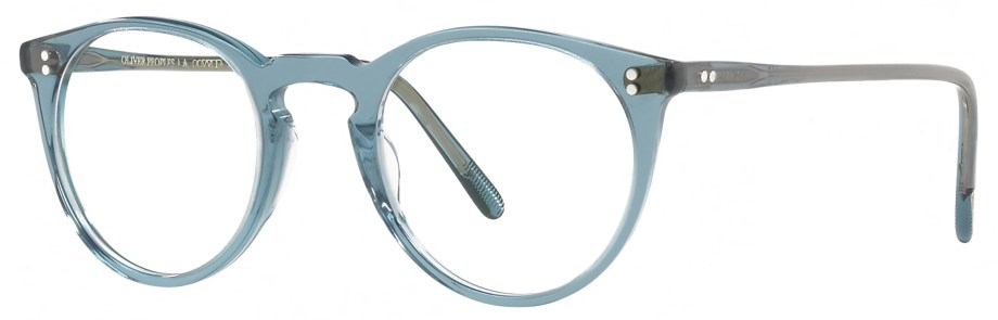 Optical Oliver Peoples O MALLEY – Washed Teal 3_4 side