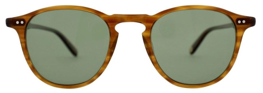 Sunglasses Garrett Leight HAMPTON Demi Blonde Hampton_46_Demi_Blonde-_G15_Polar_2001-46-DB-G15_PLR_1296x