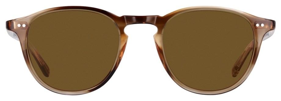 Sunglasses Garrett Leight HAMPTON Khaki Tortoise Hampton_46_Khaki_Tortoise-Semi-Flat_Pure_Coffee_2001-46-KHT-SFPCOF_1296x
