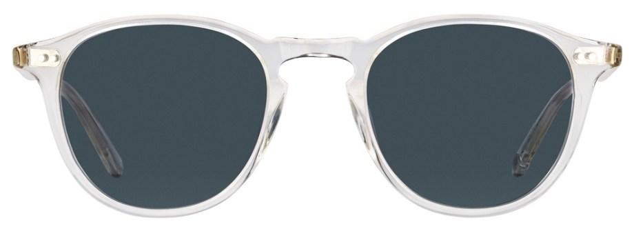 Sunglasses Garrett Leight HAMPTON Pure Glass Hampton_46_Pure_Glass-Semi-Flat_Blue_Smoke_2001-46-PG-SFBS_1296x